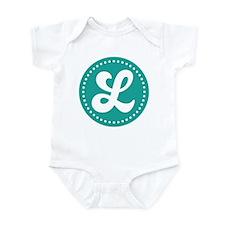 Letter L Infant Bodysuit