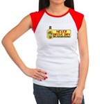 Never Drive Dry Women's Cap Sleeve T-Shirt