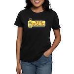 Never Drive Dry Women's Dark T-Shirt