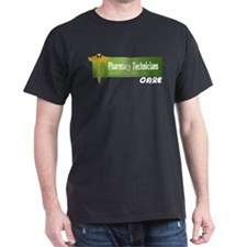 Pharmacy Technicians Care T-Shirt