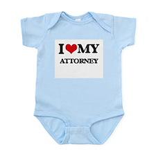 I love my Attorney Body Suit