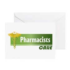 Pharmacists Care Greeting Cards (Pk of 10)