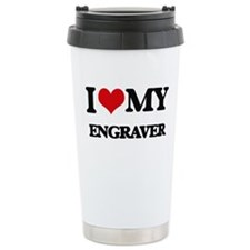 I love my Engraver Travel Mug