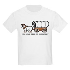 Unique Oregon trail T-Shirt