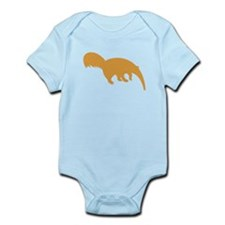 Brown Anteater Body Suit