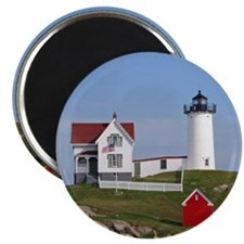 "Nubble Light 2.25"" Magnet (10 pack)"