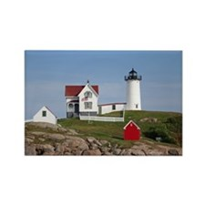 Nubble Light Rectangle Magnet