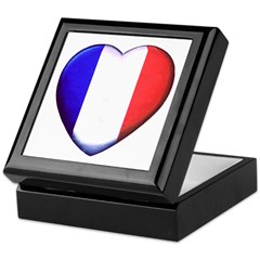 MY FRENCH HEART Keepsake Box