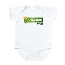Oncologists Care Infant Bodysuit