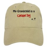 Canaan Dog Grandchild Cap