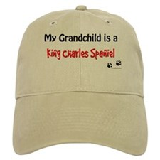Cavalier Grandchild Baseball Cap