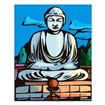 Buddha Small Poster