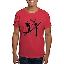 Volleyball girls T-Shirt