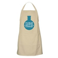 Community TV - Chemistry Quote Apron