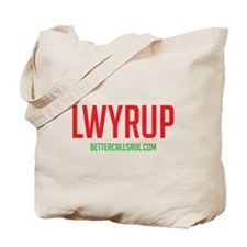 Lawyer Up Tote Bag