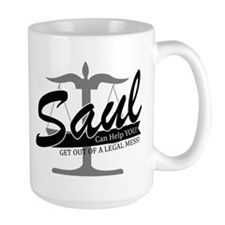 Saul Can Help You Mug