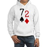Beer Hand 7-2 Seven Deuce Poker Shirt Hoodie Sweatshirt