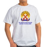 10th Mountain Division<BR>Shirt 14