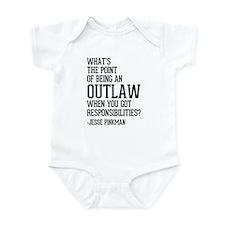 Breaking Bad Jesse Pinkman Infant Bodysuit