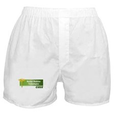 Nuclear Medicine Technologists Care Boxer Shorts