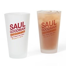 Breaking Bad - Saul Goodman Drinking Glass
