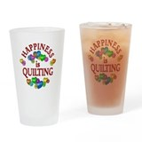 Quilting Pint Glasses