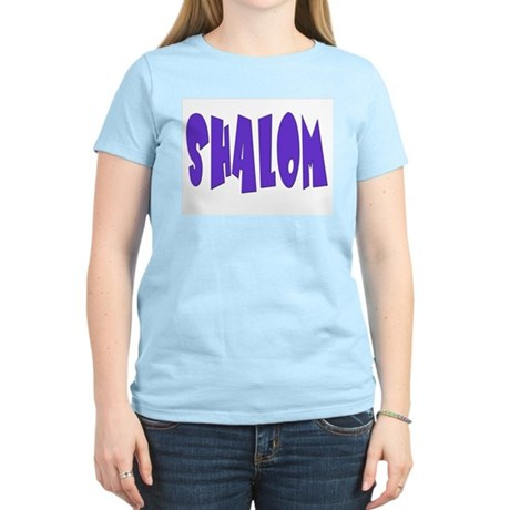 SHALOM Women's Light T-Shirt