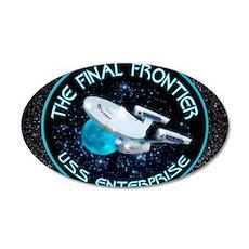 Star Trek Final Frontier Wall Decal