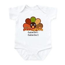 Thanksgiving Custom Infant Bodysuit