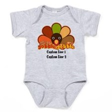 Thanksgiving Custom Baby Bodysuit