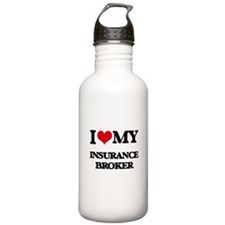 I love my Insurance Br Water Bottle
