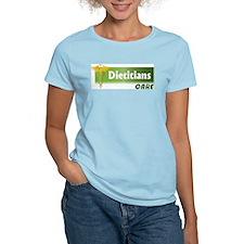 Dietitians Care T-Shirt