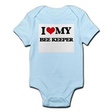 I love my Bee Keeper Body Suit