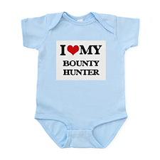 I love my Bounty Hunter Body Suit