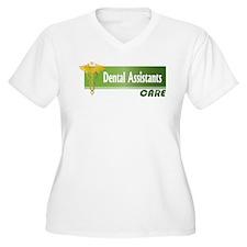 Dental Assistants Care T-Shirt