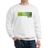 Clinical Laboratory Technologists Care Sweatshirt