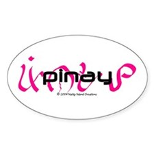 Cute Pinay Decal