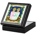 Lady Gemini Keepsake Box