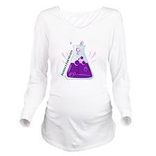Perfect Chemisty Long Sleeve Maternity T-Shirt