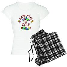 Happiness is Golf pajamas