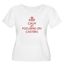 Casters Plus Size T-Shirt