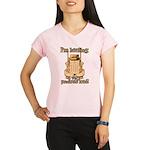 Hauling a Precious Load Performance Dry T-Shirt