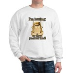 Hauling a Precious Load Sweatshirt