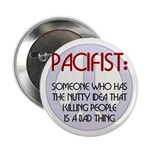 Definition of Pacifist Button