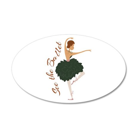 See The Ballet Wall Decal