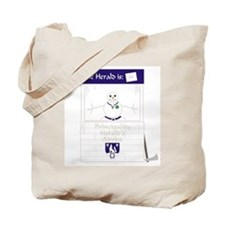 Heralds Advice Tote Bag