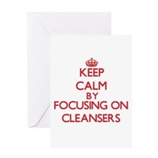 Cleansers Greeting Cards