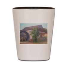 OLDE GRIST MILL Shot Glass