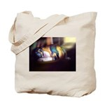Topaz Sunbath Tote Bag