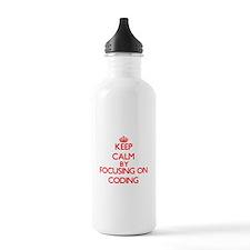 Coding Water Bottle